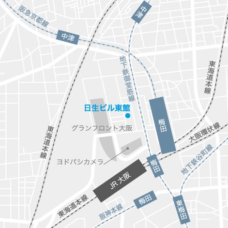 大阪キタエリア