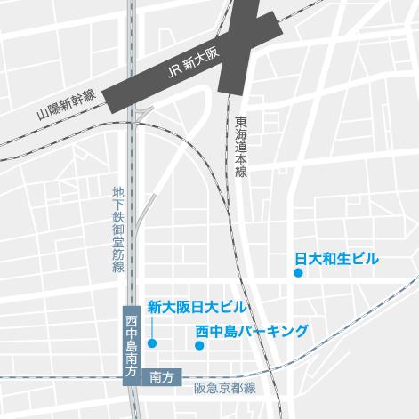 新大阪エリア
